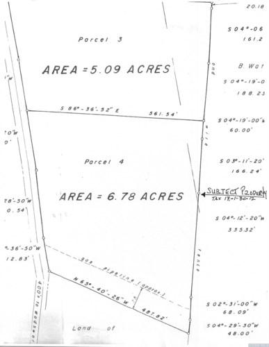 0 Old Gale Hill Road, New Lebanon, NY 12212