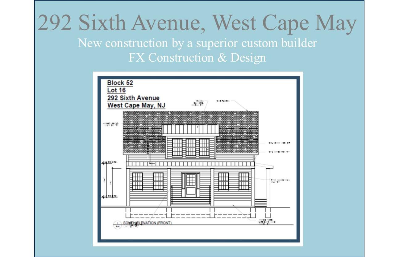 292 Sixth Avenue, West Cape May, NJ 08204
