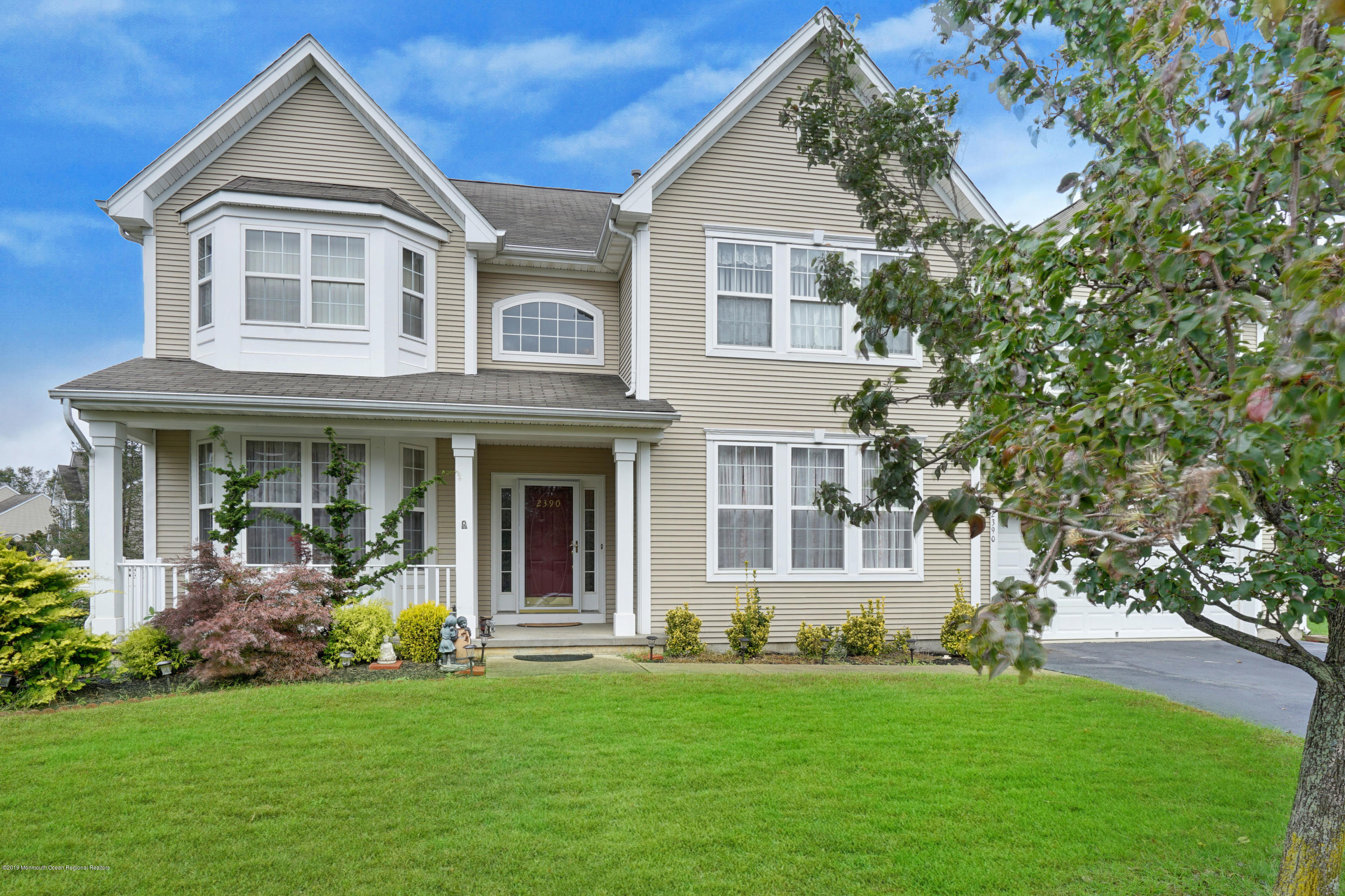 2390 Forest Circle , Toms River, NJ 08755