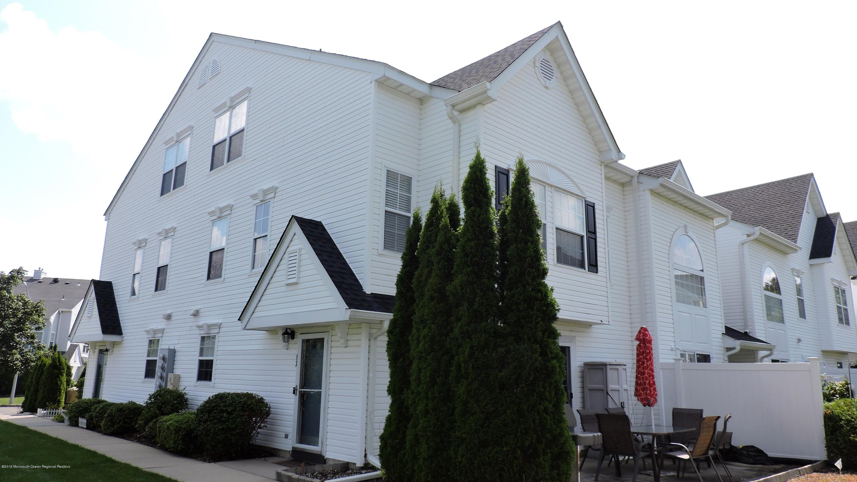 Park Place II Condos for Sale in Tinton Falls NJ