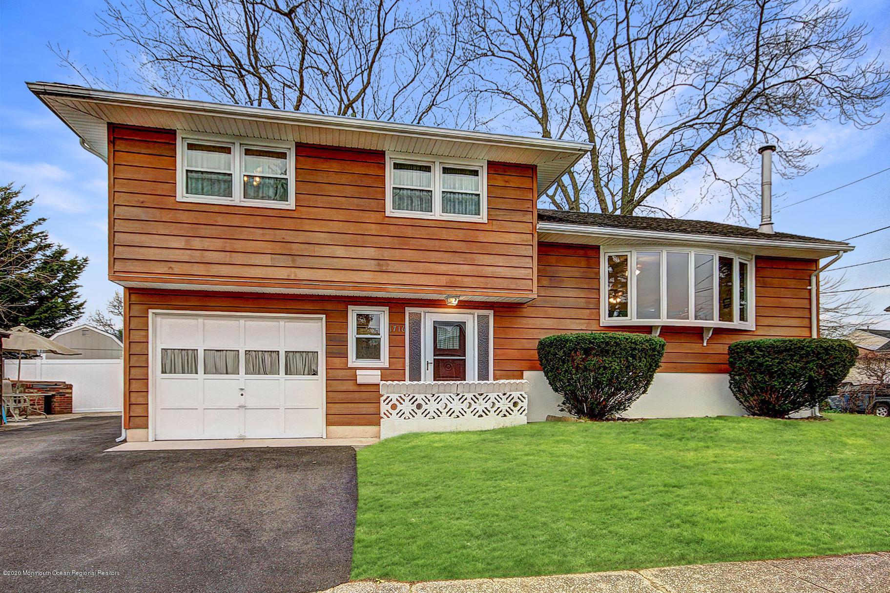 1716 Melrose Avenue , Lake Como, NJ 07719