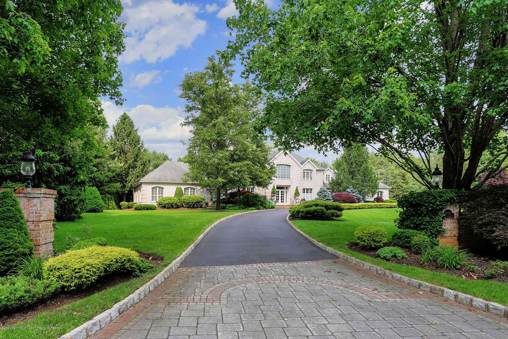 7 Country Meadow Drive , Colts Neck, NJ 07722
