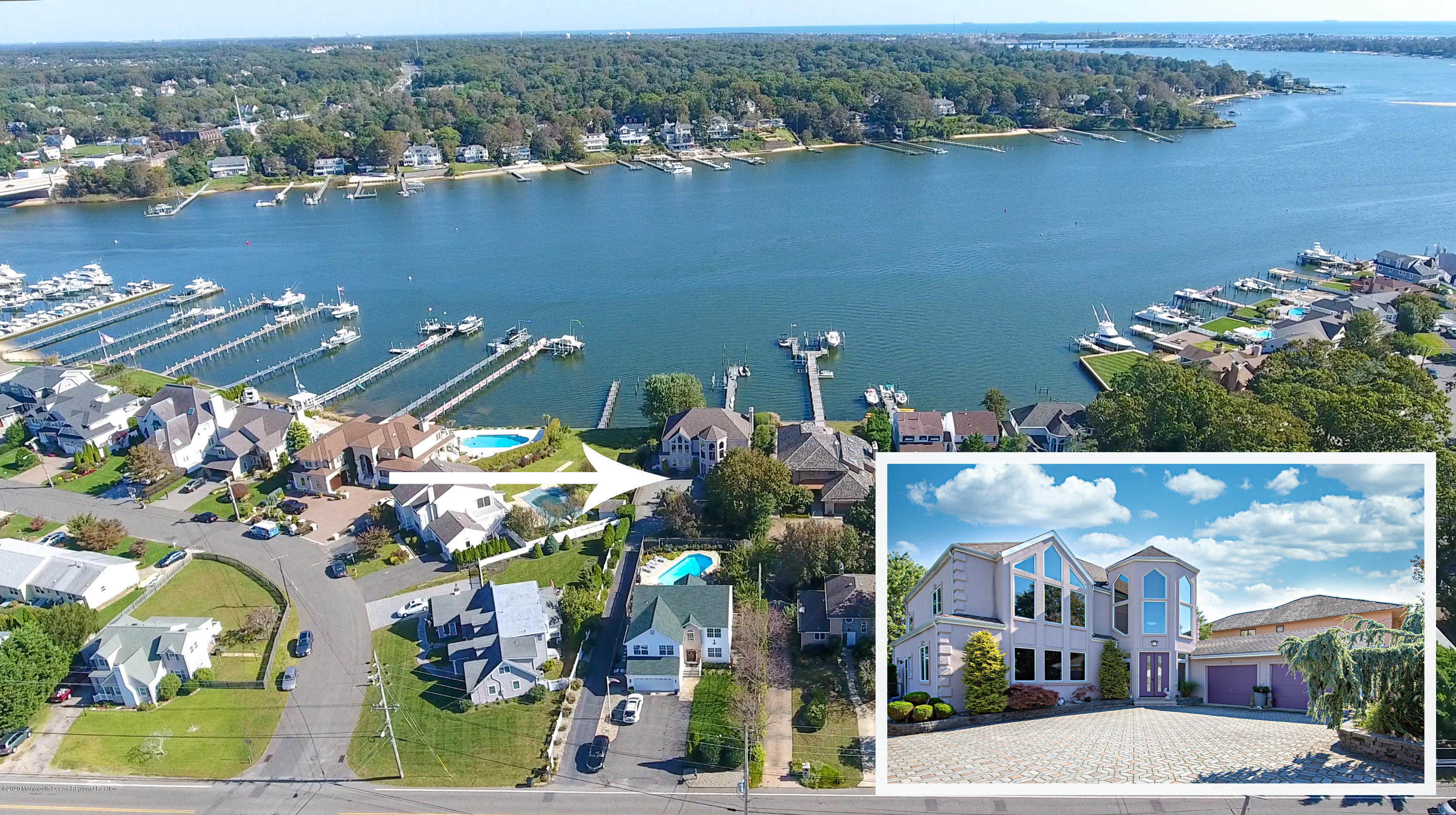 3727 River Road , Point Pleasant, NJ 08742