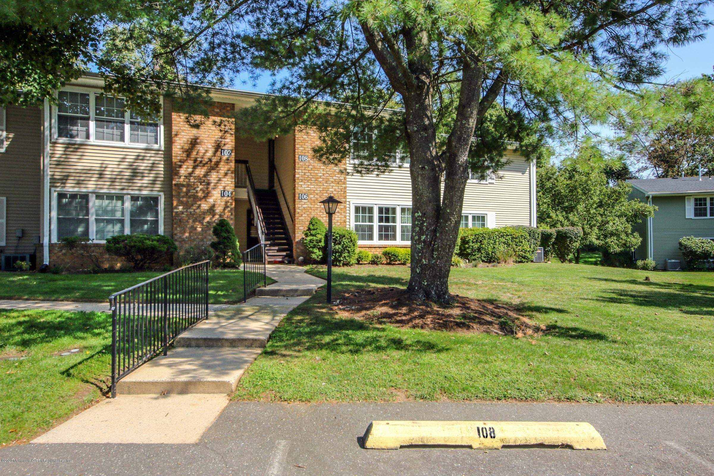 108 Viburnum Terrace , Red Bank, NJ 07701