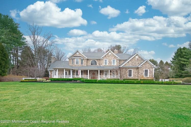 12 Colonial Terrace, Colts Neck, NJ 07722