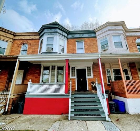 93 Eaton Pl, East Orange City, NJ 07017