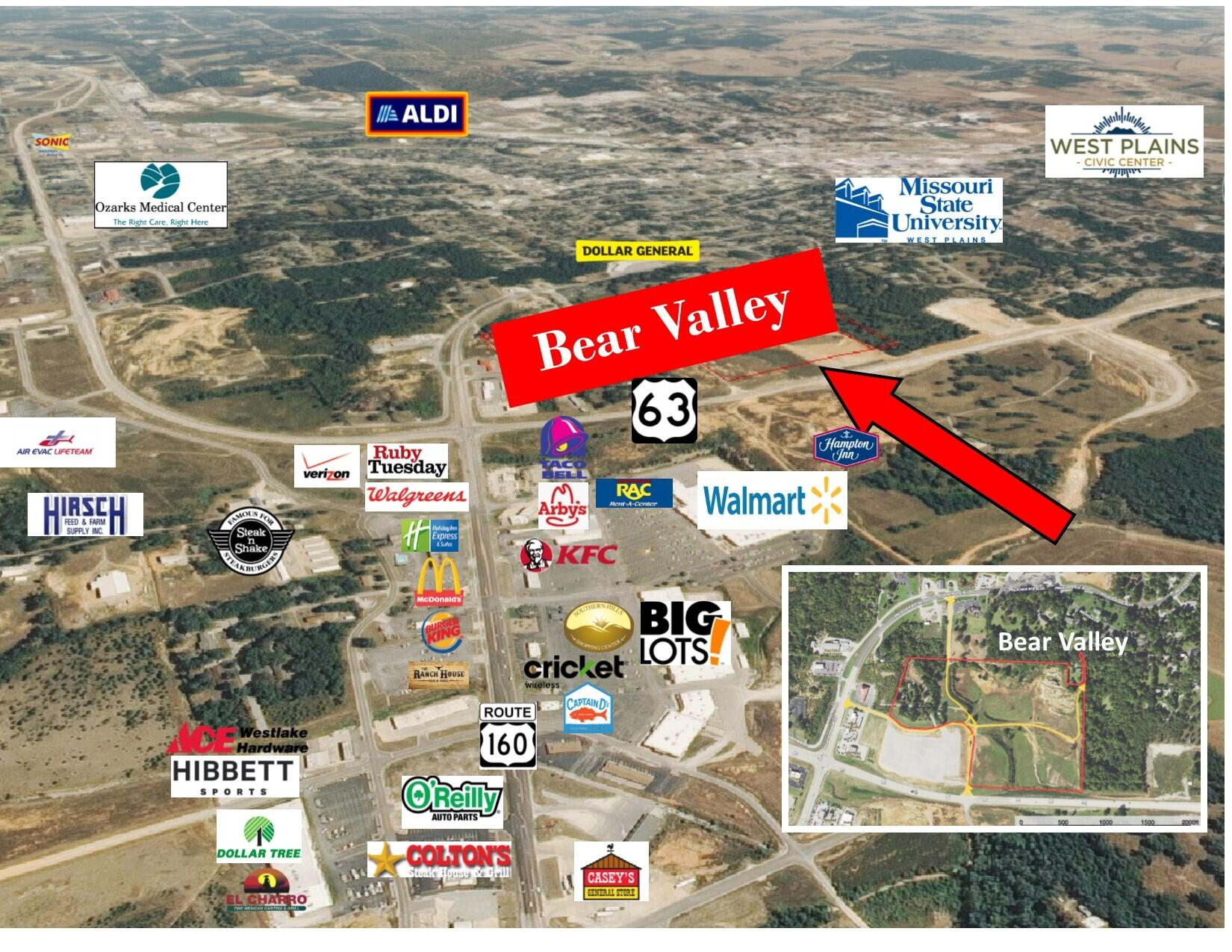 000 Highway 63 , West Plains, MO 65775