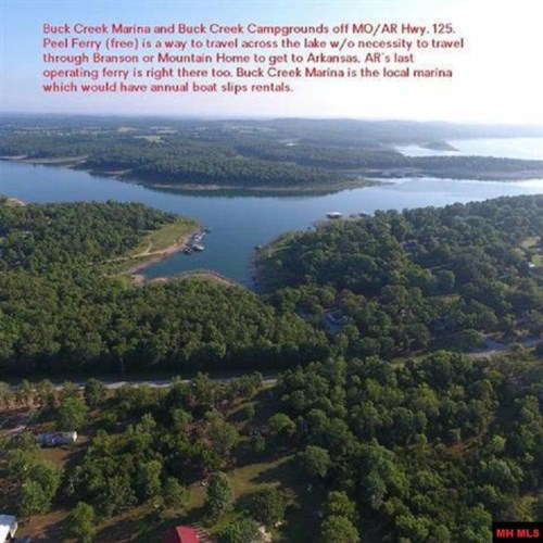000 Eagle Ridge Rd (Interior Only), Protem, MO 65733
