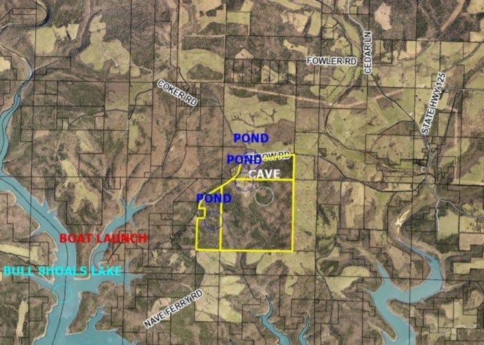 2505 Elbow Road, Protem, MO 65733