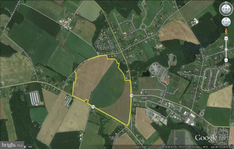 182 ACRES MILFORD-HARRINGTON HWY, MILFORD, DE 19963