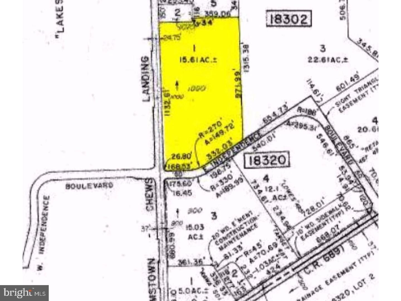 1000 WILLIAMSTOWN RD, SICKLERVILLE, NJ 08081