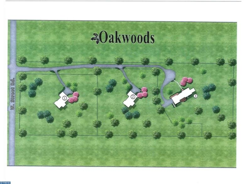 LOT #1 OAKWOODS LN, WEST CHESTER, PA 19382