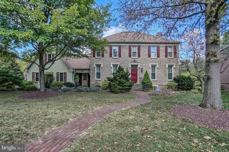 205 NORTHGATE DR, CAMP HILL, PA 17011