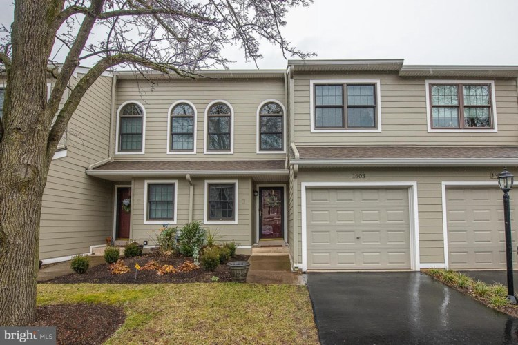 1603 RADCLIFFE CT, NEWTOWN SQUARE, PA 19073