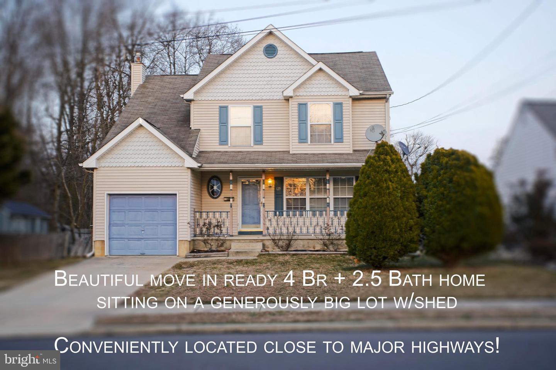 125 DEVON AVE, BELLMAWR, NJ 08031