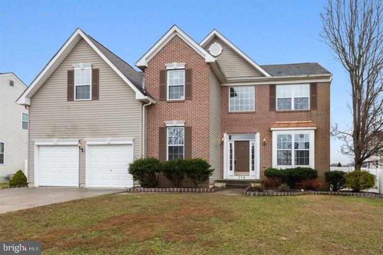 776 SHERWOOD DR, WILLIAMSTOWN, NJ 08094