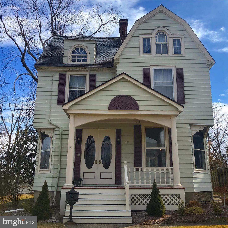 16 LINWOOD AVE, NEWTON, NJ 07860