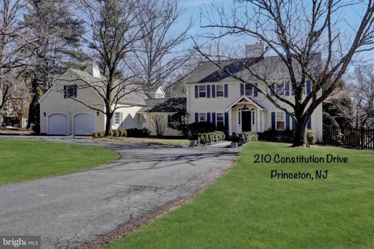 210 CONSTITUTION DR, PRINCETON, NJ 08540
