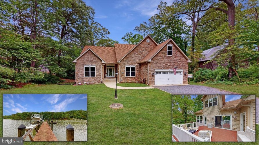 902 HUNGERFORD RD, LUSBY, MD 20657