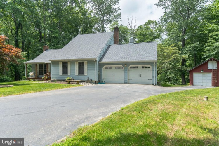 3665 CHANEYVILLE RD, OWINGS, MD 20736