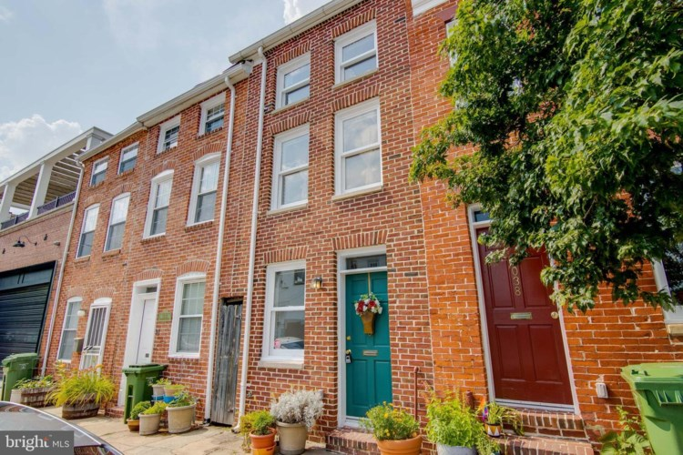 2036 FOUNTAIN ST, BALTIMORE, MD 21231