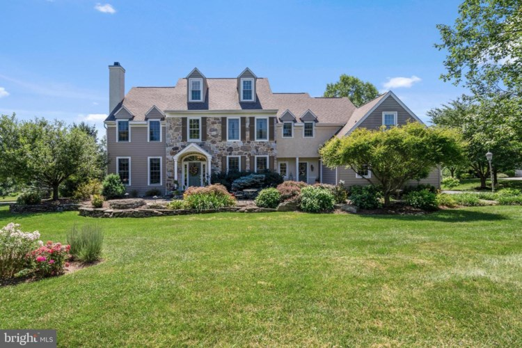 7 GREGORY LN, CHESTER SPRINGS, PA 19425