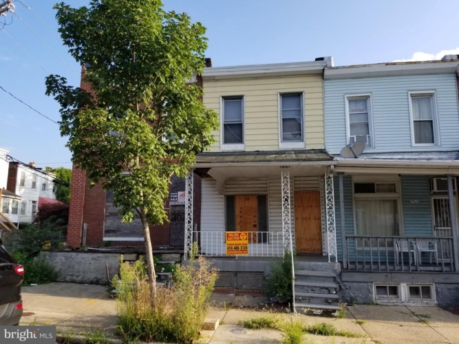 2026 CLIFTON AVE, BALTIMORE, MD 21217