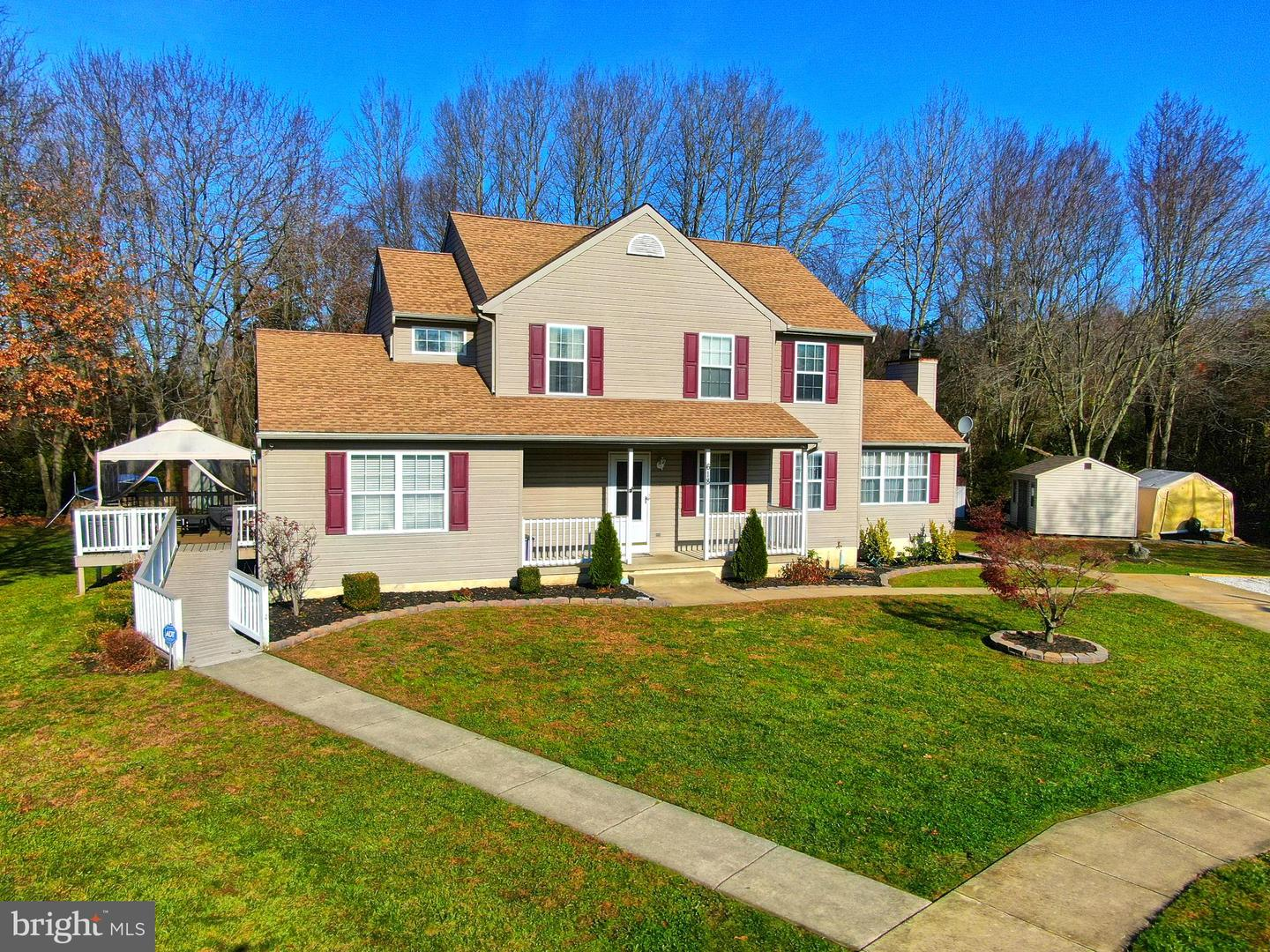 618 BISMARCK CT, MANTUA, NJ 08051