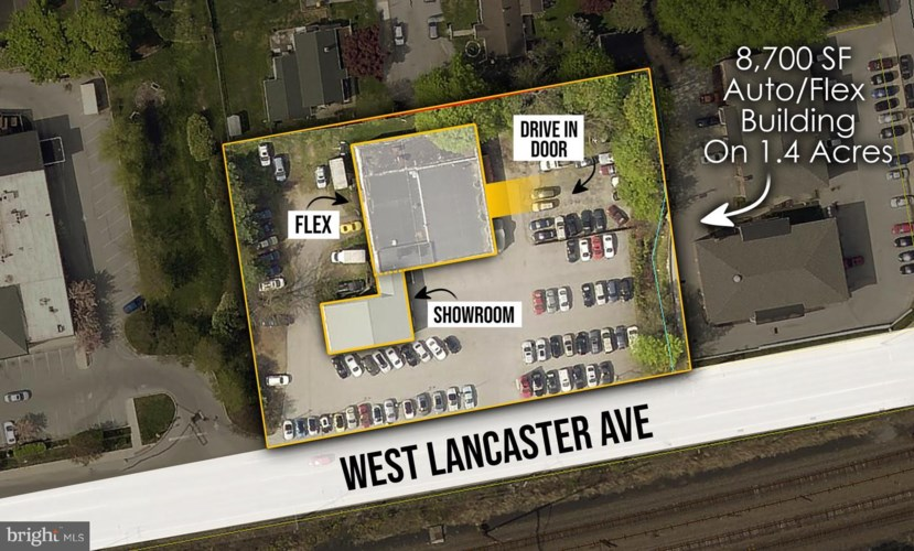 711 W LANCASTER AVE, DOWNINGTOWN, PA 19335