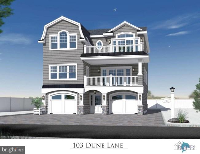 103 E DUNE LN, LONG BEACH TOWNSHIP, NJ 08008