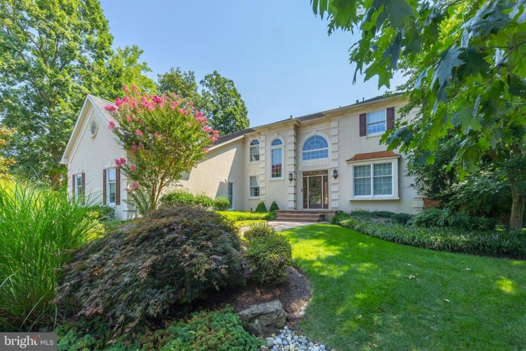 4 COLLAGE CT, CHERRY HILL, NJ 08003