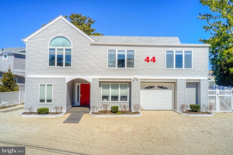 44 HARBOR DR, LONG BEACH TOWNSHIP, NJ 08008