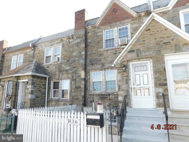 1436 LEVICK ST, PHILADELPHIA, PA 19149