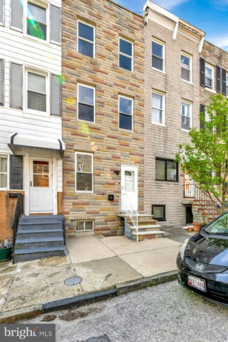 411 W 23RD ST, BALTIMORE, MD 21211