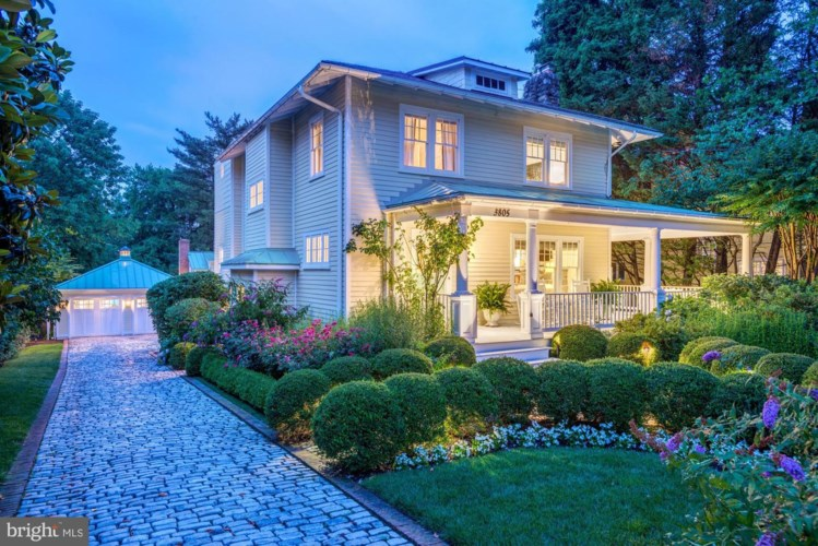 3805 TAYLOR ST, CHEVY CHASE, MD 20815