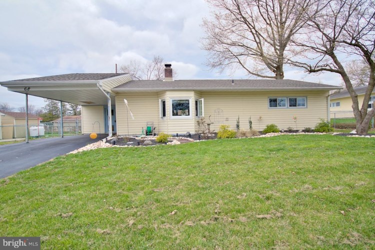 68 VALLEY RD, LEVITTOWN, PA 19057