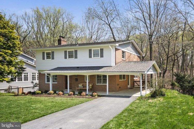 10615 MEADOWHILL RD, SILVER SPRING, MD 20901