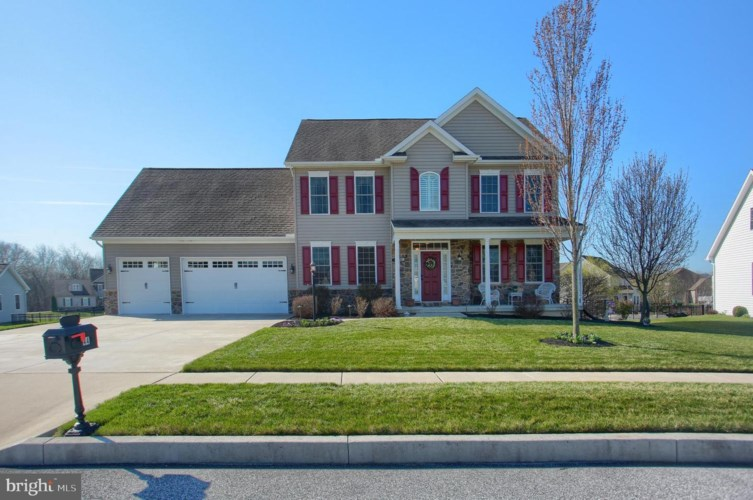44 COUNTRY SIDE DR, CARLISLE, PA 17013