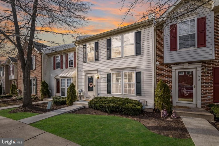 613 COACH HILL CT #12, WEST CHESTER, PA 19380