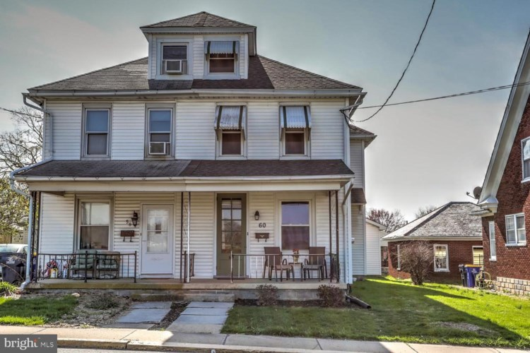 60 N RAILROAD AVE, NEW HOLLAND, PA 17557