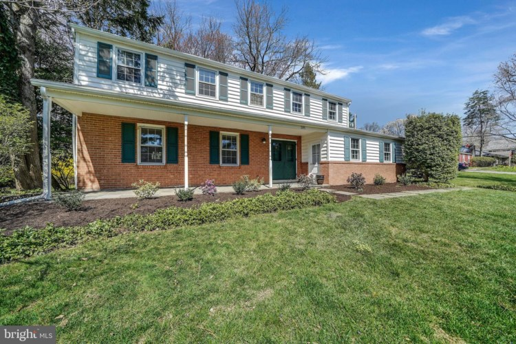 205 LINCOLN TER, EAGLEVILLE, PA 19403