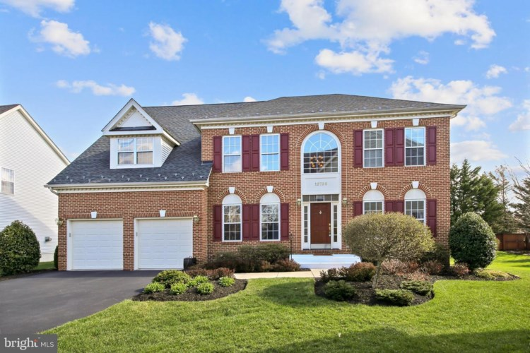 12726 MILL HEIGHTS CT, HERNDON, VA 20171