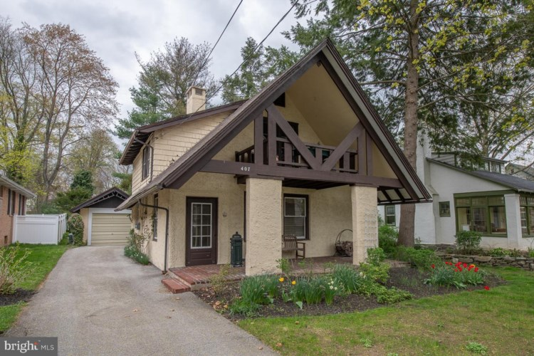 407 GROVE PL, NARBERTH, PA 19072