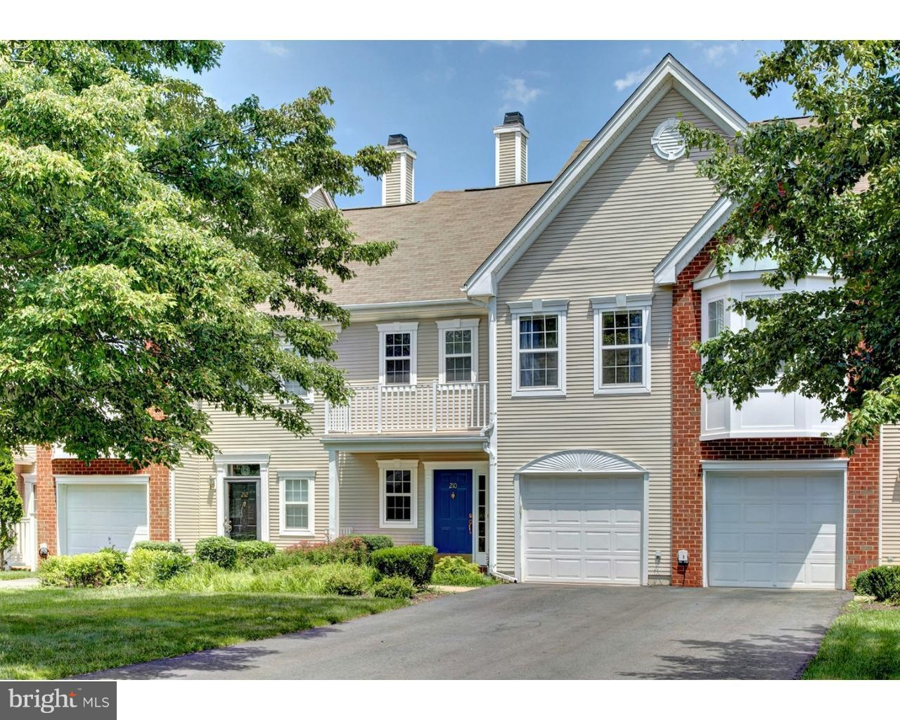 210 DEER RUN CT, PENNINGTON, NJ 08534
