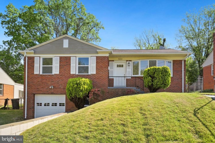 3404 25TH PL, TEMPLE HILLS, MD 20748