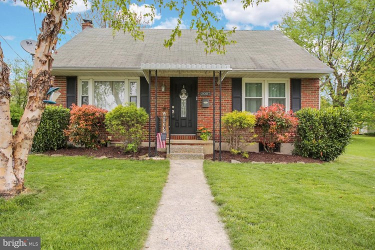 3007 MARION ST, READING, PA 19605