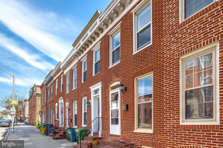 127 E FORT AVE, BALTIMORE, MD 21230