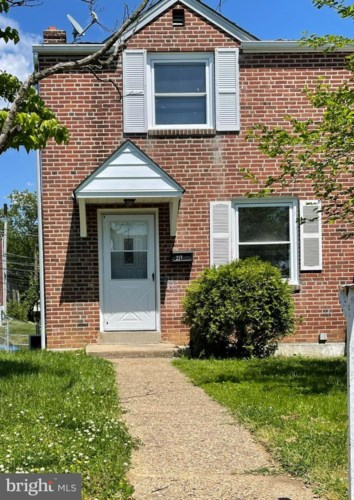 217 FOSTER AVE, SHARON HILL, PA 19079