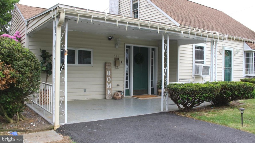 518 CURTIS AVE, READING, PA 19601