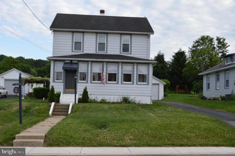 63 W MAIN ST, ELVERSON, PA 19520